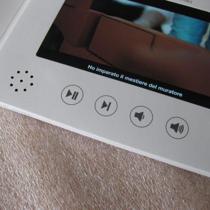 videobrochure plattner AG - A5 7inch