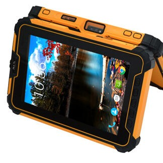 Tablet with docking station | Ruggedized tablets