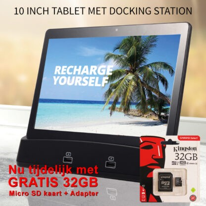 Bianca Tablet met Docking Station